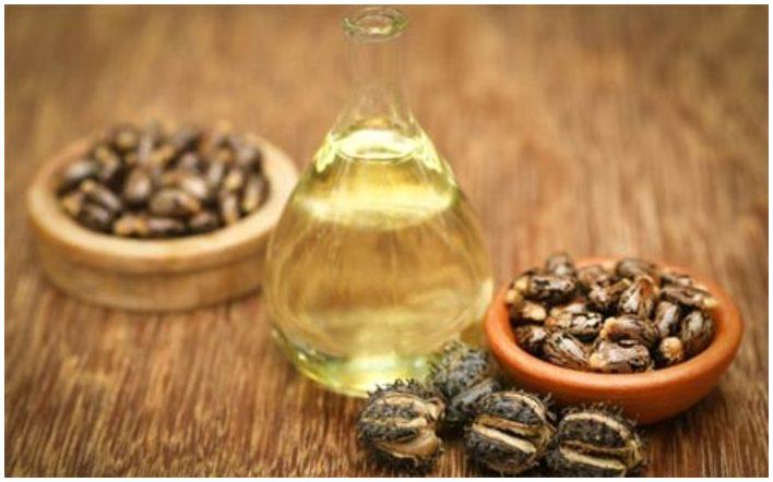 huile de ricin contre l'acné