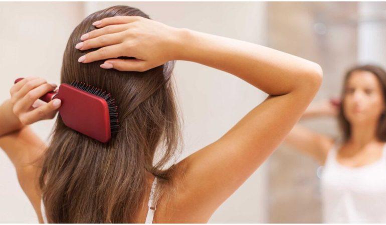 Chute des cheveux: les aliments à consommer